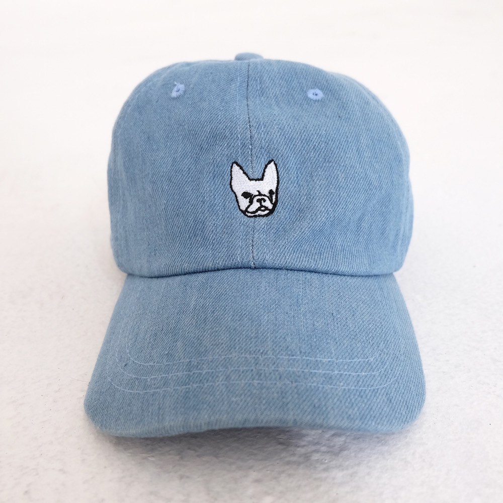 507ee1a15d8 POP Frenchie Hat - What The Frenchie