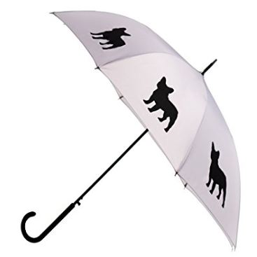 umbrella french bulldog
