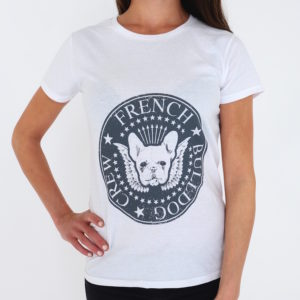 French Bulldog Crew Tees