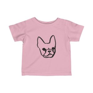 POP Frenchie Infant Tee