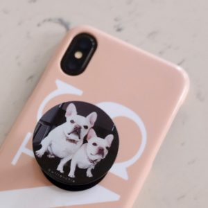 Weston + Fira PopSocket