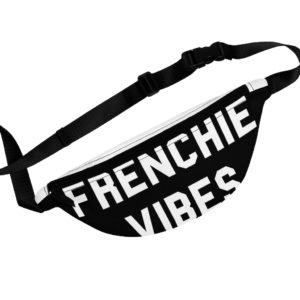 Frenchie Vibes Fanny Pack