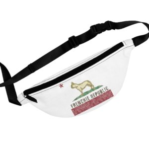 Frenchie Republic Fanny Pack