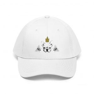 Frenchie Queen Bee Cap