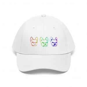 Frenchie Pride Cap