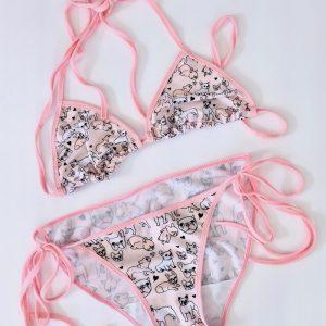 WTFrenchie Bikini